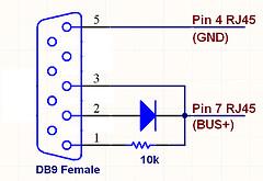 GM300 cable schematics